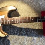 Old Smokey Jo Custom Guitar Build Cheltenham