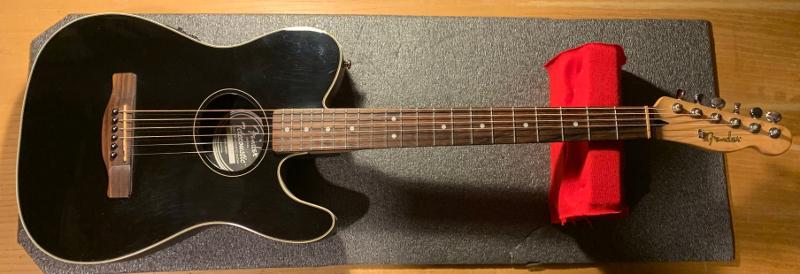 Fender Acoustic Telecaster