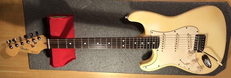Fender Stratocaster USA Custom