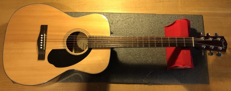 Fender Acoustic CC60S