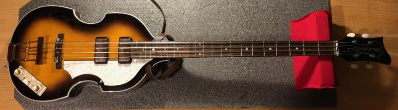 Hofner Bass Guitar
