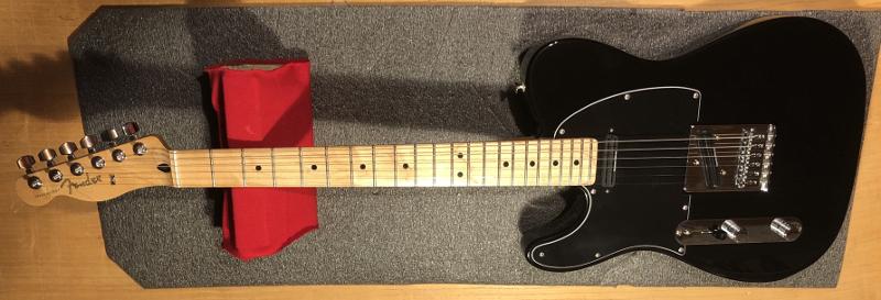Fender Stratocaster Mexican Left Handed