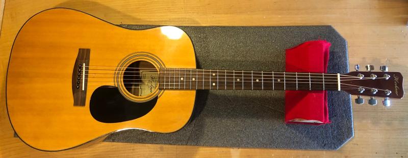 Hofner acoustic guitar