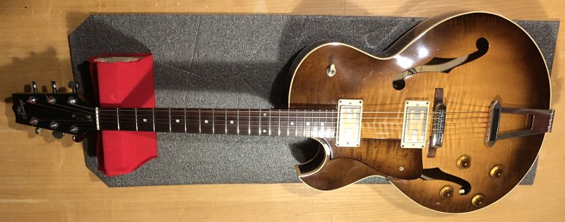 The Heritage Hollowbody