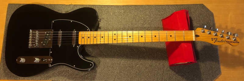 Fender Telecaster 3 Pickup Mexcan
