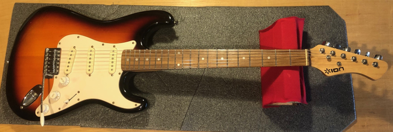 ion Stratocaster