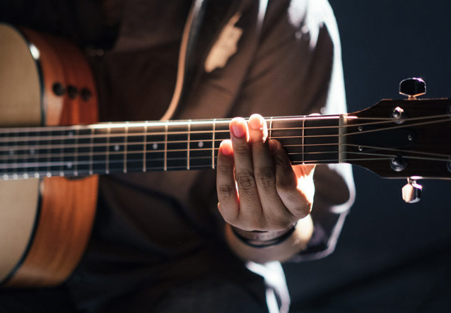 Different types of guitar tuning. tuning available for the guitarist.
