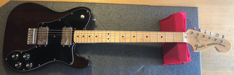 Fender Mexican Telecaster Deluxe