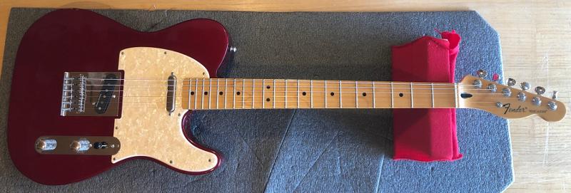Fender Mexican Stratocaster Custom