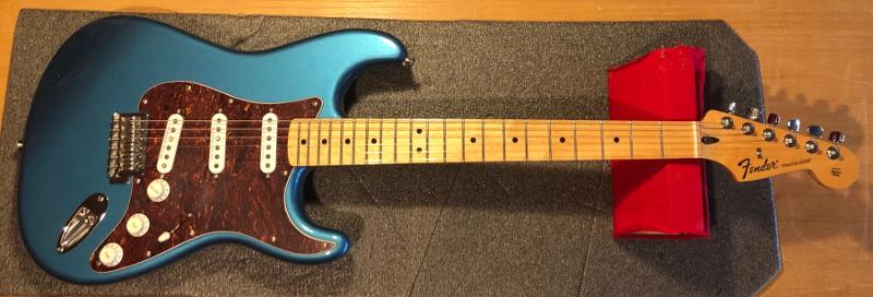 Fender Stratocaster Mex Custom