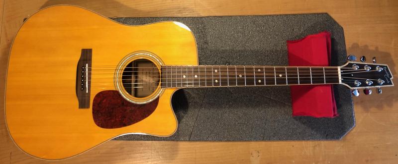 Boulder Creek Acoustic Guitar