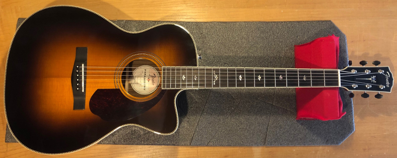 Fender Paramont Acoustic