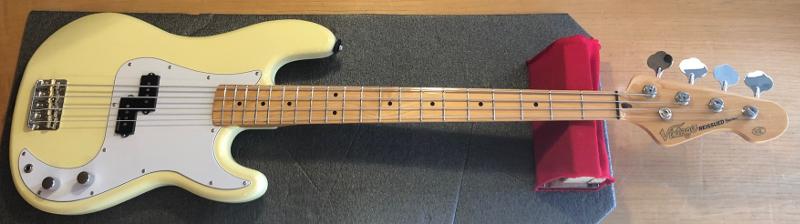Vintage Bass Reissue