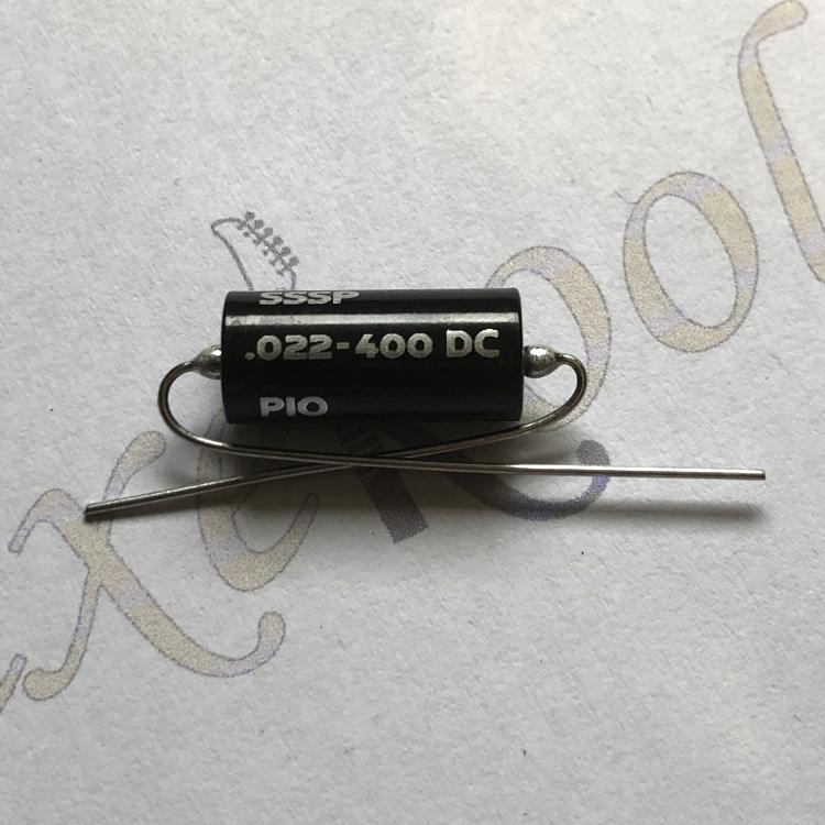 Premium PIO Capacitors