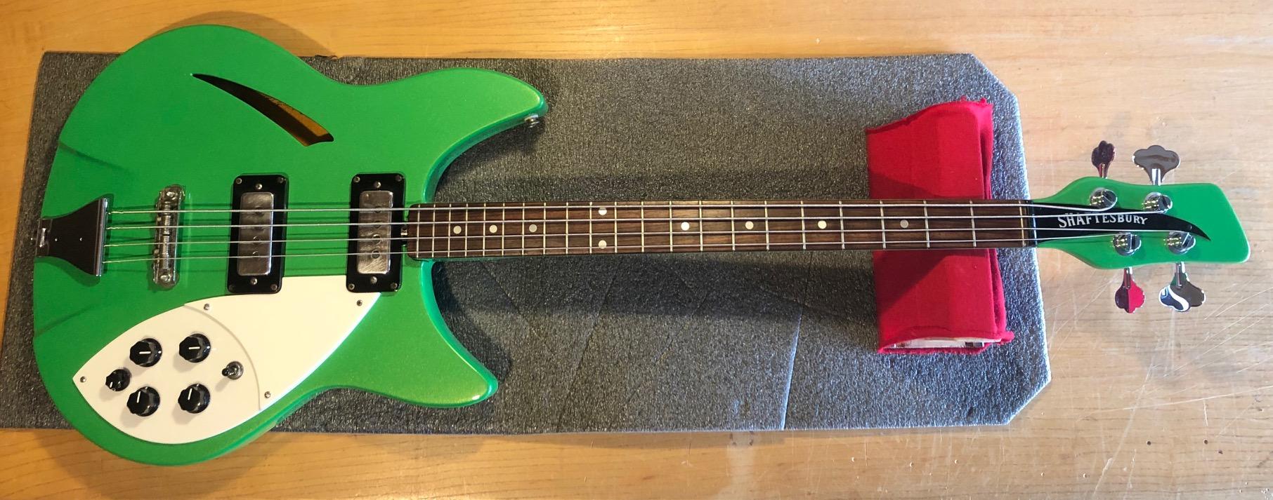 Shaftesbury Guitar 1969