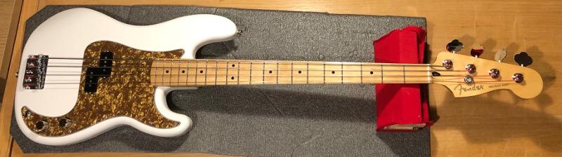 Fender P Bass