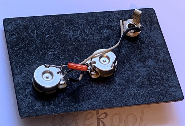 Precision Bass Wiring harness